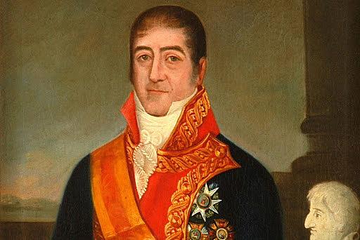 Juan Luis de Apodaca (1816)