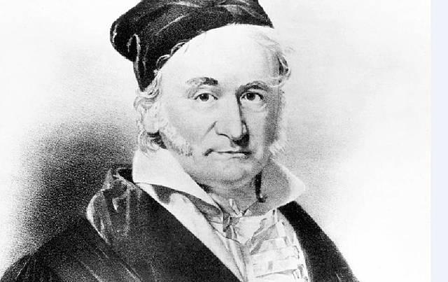 Karl Friederich Gauss (1777-1855)