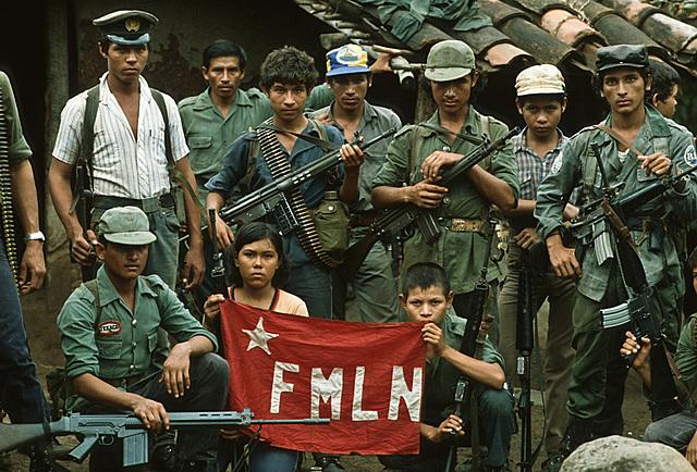 Unión de las fuerzas de izquierda.