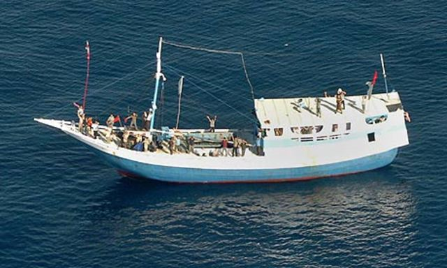 The first asylum seeker boat arrived Australia