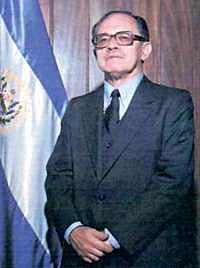 Es elegido Presidente Provisional de El Salvador