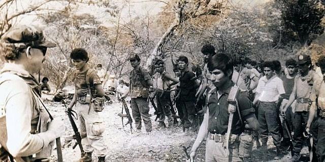 Operación militar en Perquín