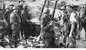 Inici Primera Guerra Mundial