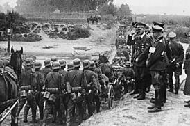 Inici Segona Guerra Mundial