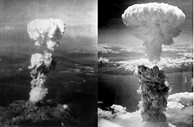 Bombes Atòmiques d'Hiroshima i Nagasaki