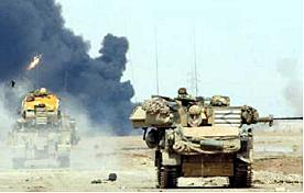Inici Guerra del Golfo