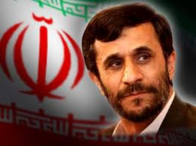 Iranian people accuse the government of fraud,