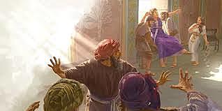 Ahab Fights Ben-hadad