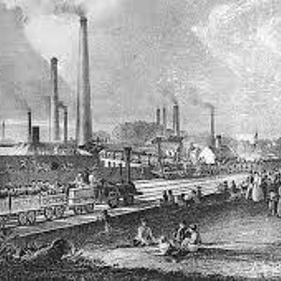 Revoluções Industriais- Giovanna Minelli, 2°B, n°19 timeline