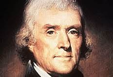 Thomas Jefferson Elected President of the United States