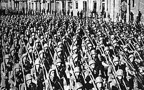Itàlia i Alemanya intervenen a la Guerra Civil espanyola