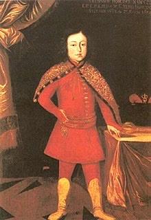 2. Rákóczi Ferenc megszületik