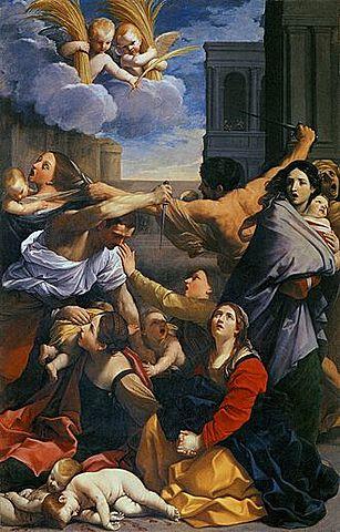 La Masacre de los Inocentes