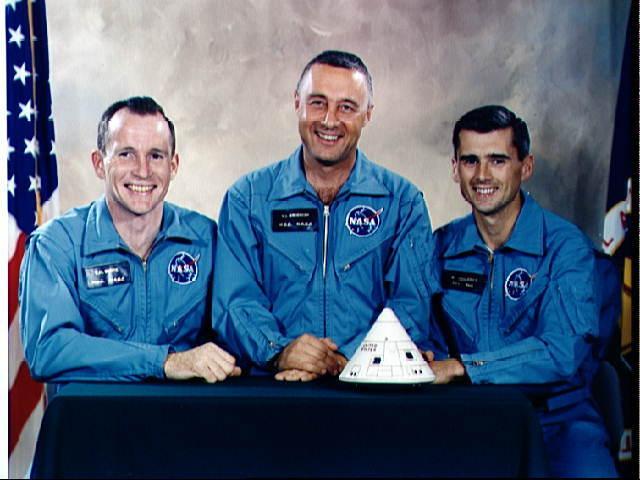 Apollo 1 mission