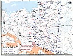 Batalla dels llacs Masurians a Prússia