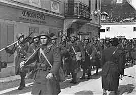 Conquesta de Iugoslàvia i Grècia