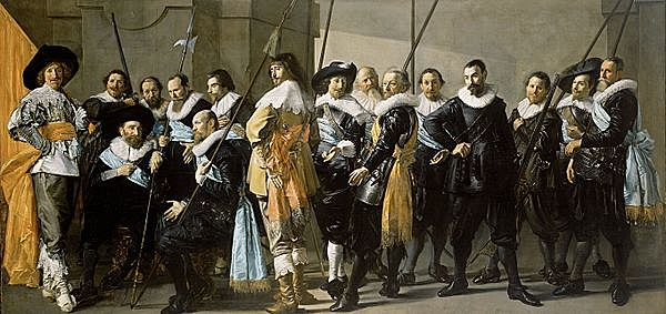 Compañía del capitán Reynier Reael