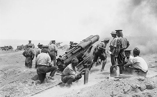 Ofensiva aliada a Gal·lípoli