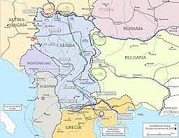 Atac sobre Sèrbia