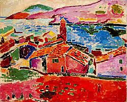 Vista de Collioure, Mattise
