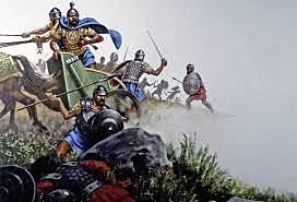 Ahab defeats Benhadad the King of Syria
