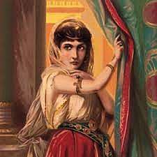 Ahab Marries Jezebel