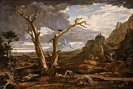 Elijah Predicts a Drought because of Ahab