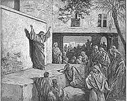 Micaiah Prophesies Ahab's Defeat and Death