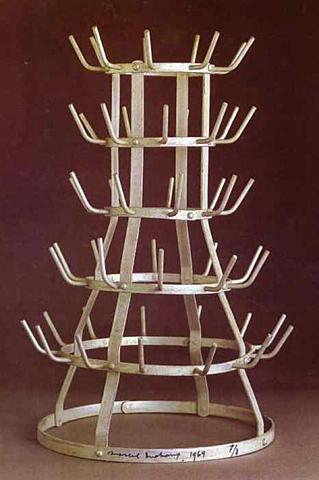 Botellero, Duchamp