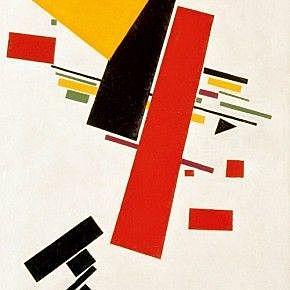 Pintura suprematista, Malevich