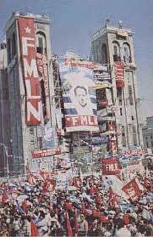 FMLN anuncia el retiro de la mesa de diálogo