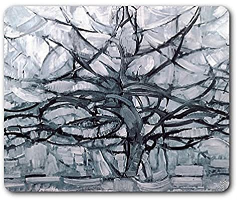 El árbol gris, Mondrian