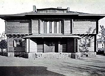 Casa Sommerfeld, Gropius