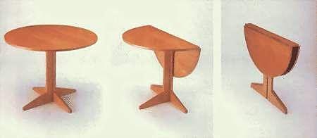 Diseño de mesa, Hassenpflug