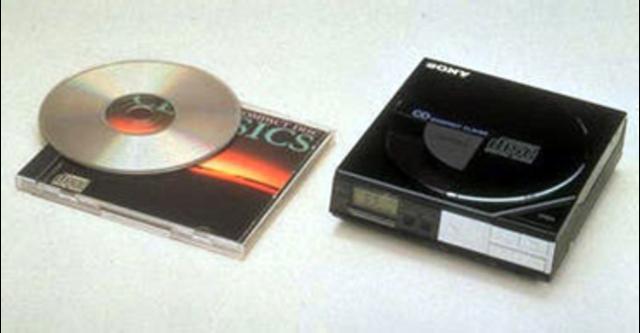 Sony Discman D-50 (H)
