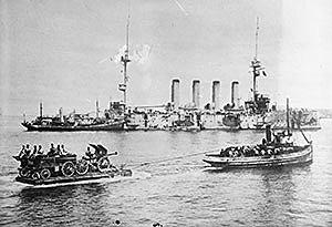 Desembarcament aliat a Gal·lípoli