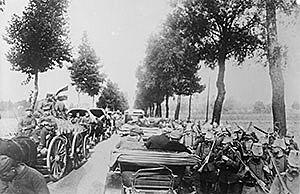 Invasió de Bèlgica