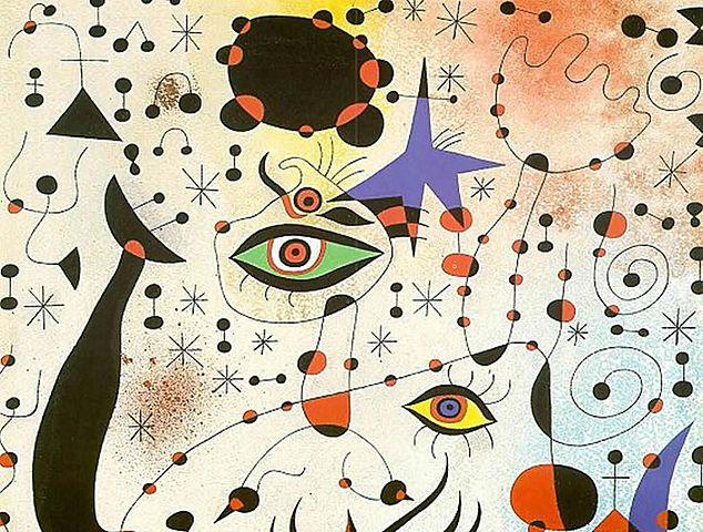 Constelación, Miró