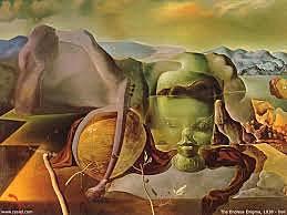 El enigma sin fin, Dalí