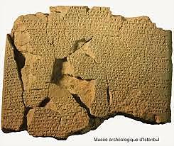 Date importante : Le Traité de Qadesh