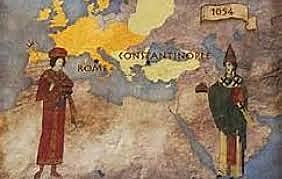 Date importante : Le grand schisme de 1054