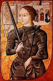 Date importante : Exécution de Jeanne d'arc