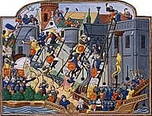 Date importante : La prise de Constantinople par les Turcs