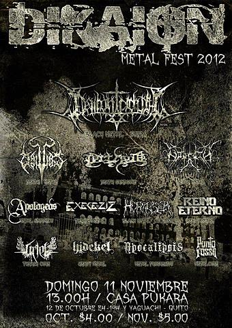 DIKAION METAL FEST 2012
