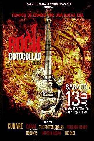 ROCK COTOCOLLAO 2013