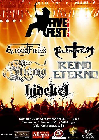 FIVE FEST 2013