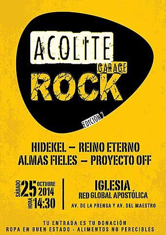 ACOLITE GARAGE ROCK