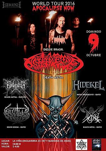 ANTIDEMON TOUR 2016