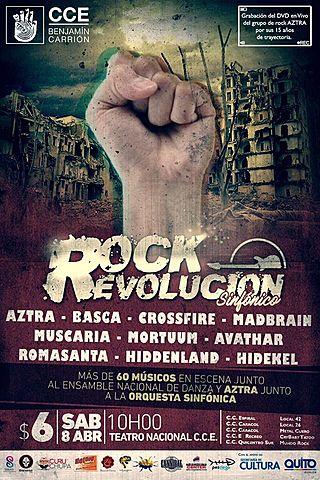 ROCK REVOLUCIÓN SINFÓNICO