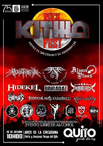 ROCK KITWA ROCK FEST